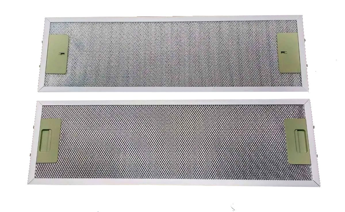 Filtro de alumínio Depurador Slim Embutir Suggar 48,2cm x 20,3cm