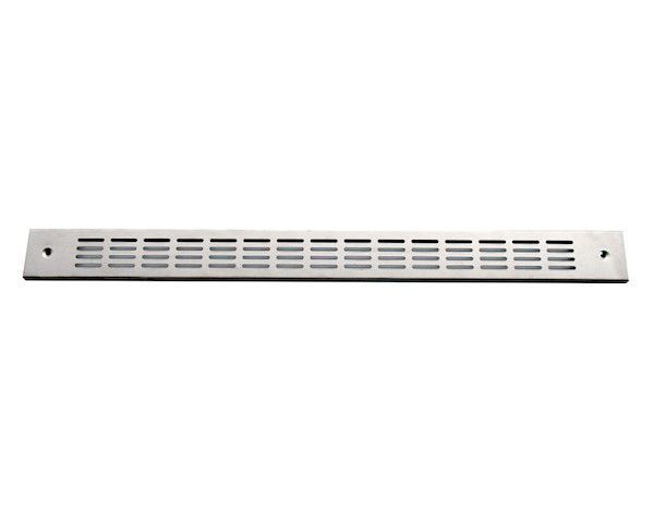 Kit 03 Grade De Aço Inox De Ventilação Para Forno De Embutir