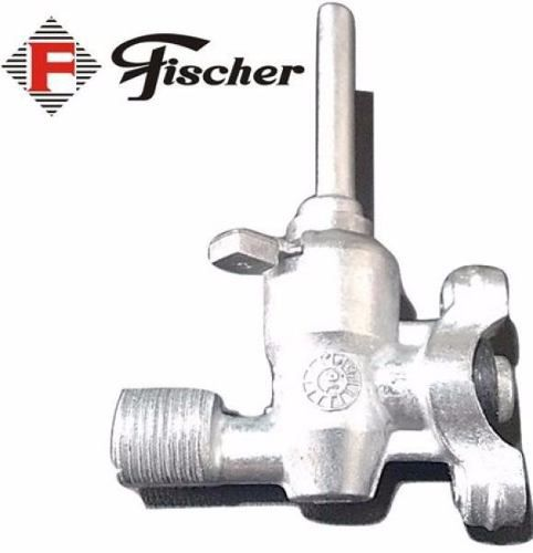 Kit 4 Registro Válvula Fogão Cooktop Fischer   - HL SERVICE