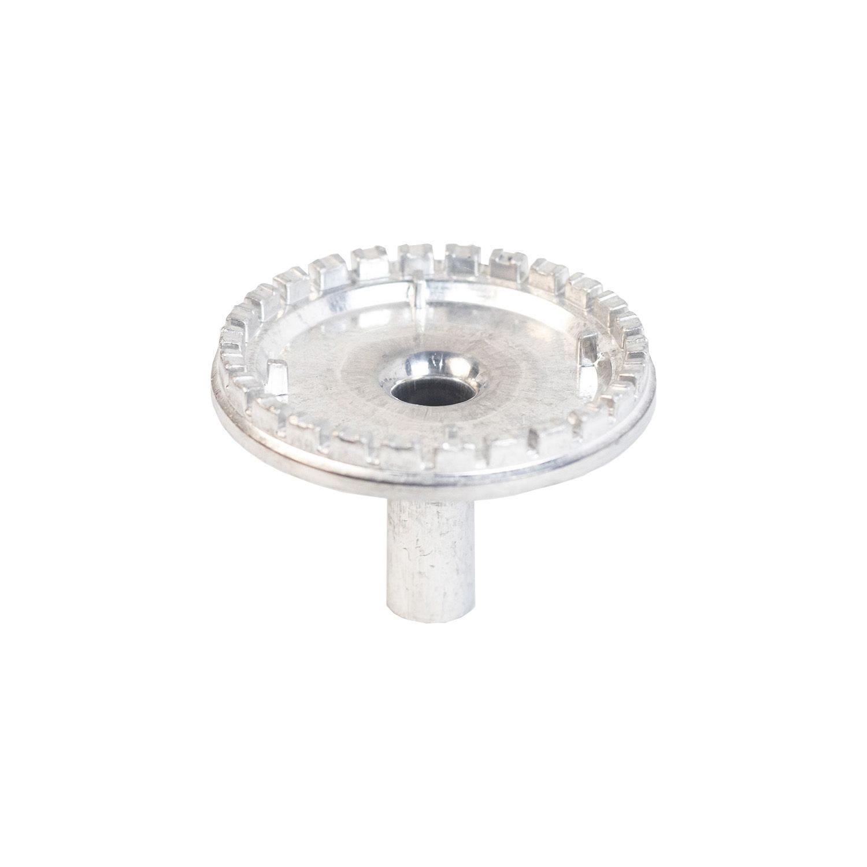 Kit Boca Queimador médio do fogão Atlas Agile Glass