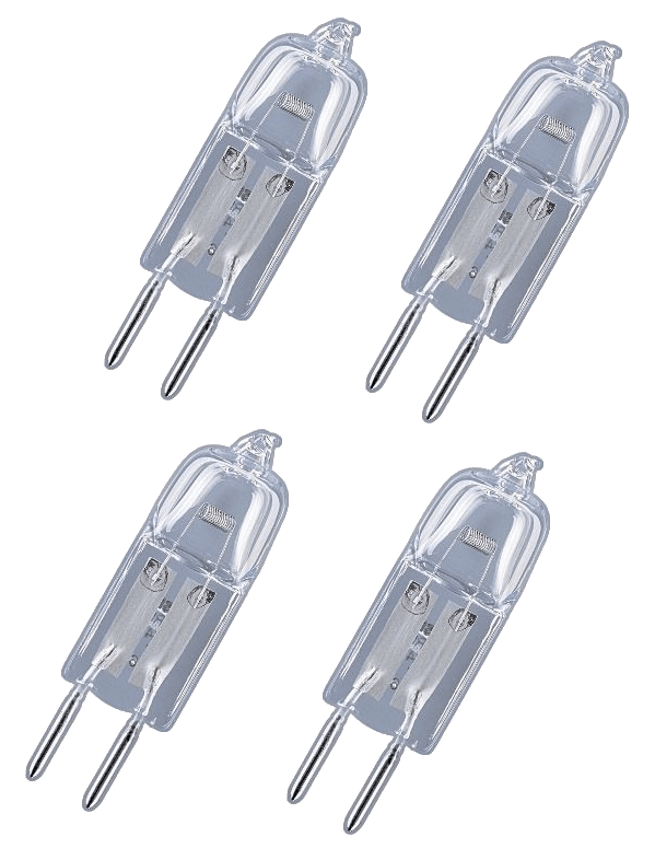 Kit Lâmpada para Coifas - 4 unidades  - HL SERVICE