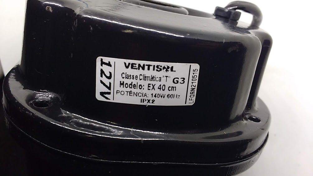 Motor Exaustor Ventisol G3 EX 40 CM 127v