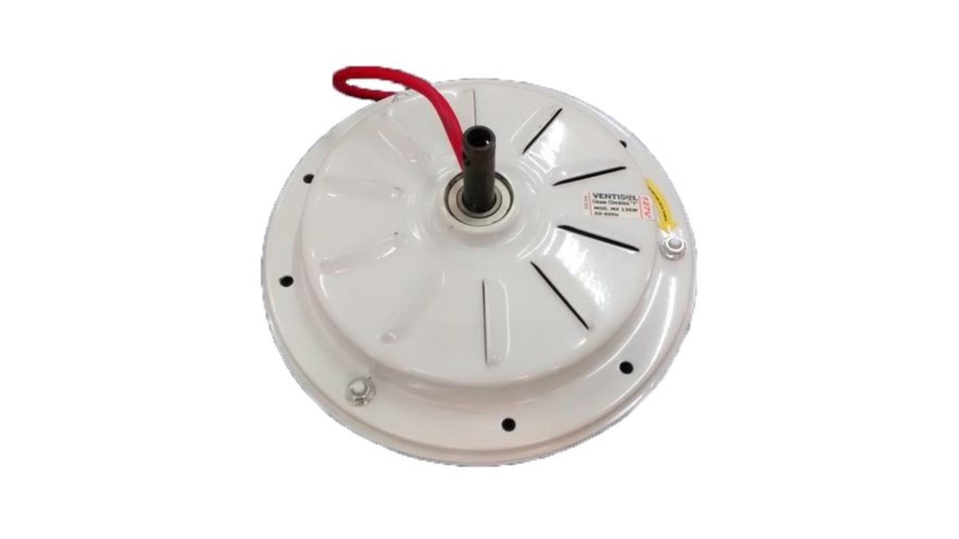 Motor Ventilador De Teto Ventisol 220v Branco