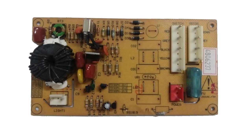 Placa Eletrônica Coifa Suggar 127v