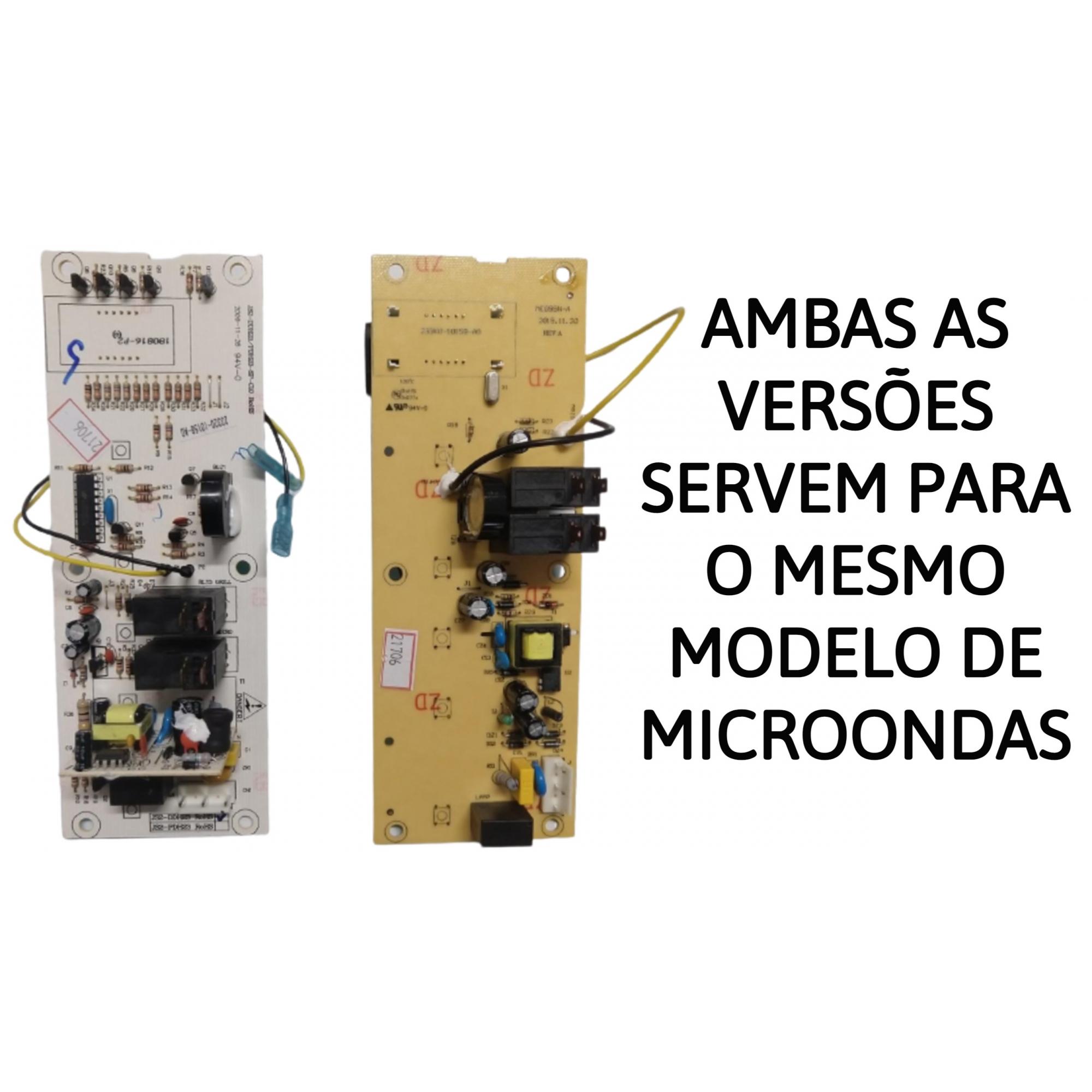 PLACA MICROONDAS FISCHER 127v/220v