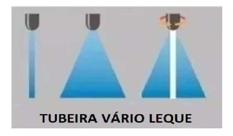 PONTEIRA LANÇA LEQUE LAVADORA KARCHER