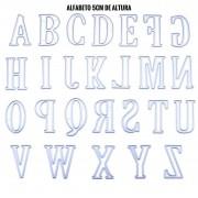 Alfabeto 5cm