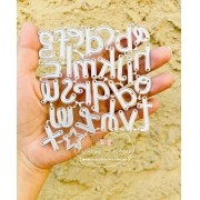 alfabeto love minúsculo