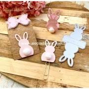 coelho porta ovinho bem pequeno