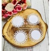 círculos Escalopes 6cm