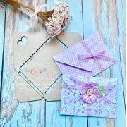 molde envelope clássico