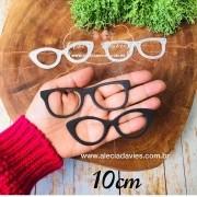 Óculos grandes 10cm