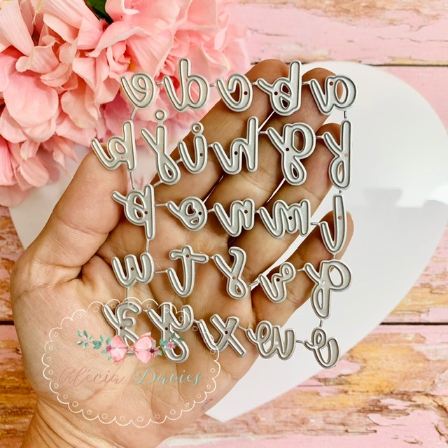 Alfabeto Cursivo