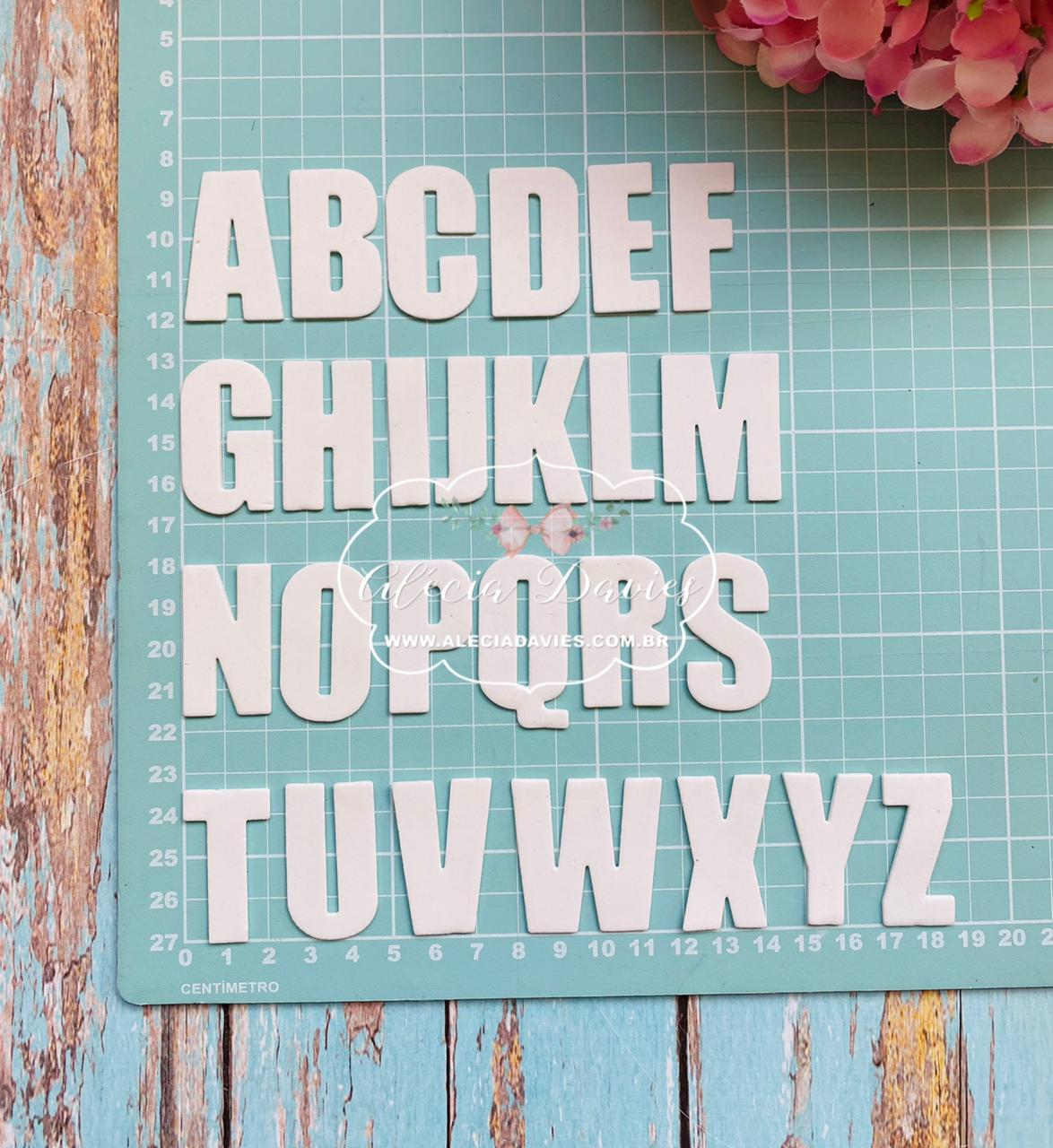 Alfabeto educativo 3.8cm