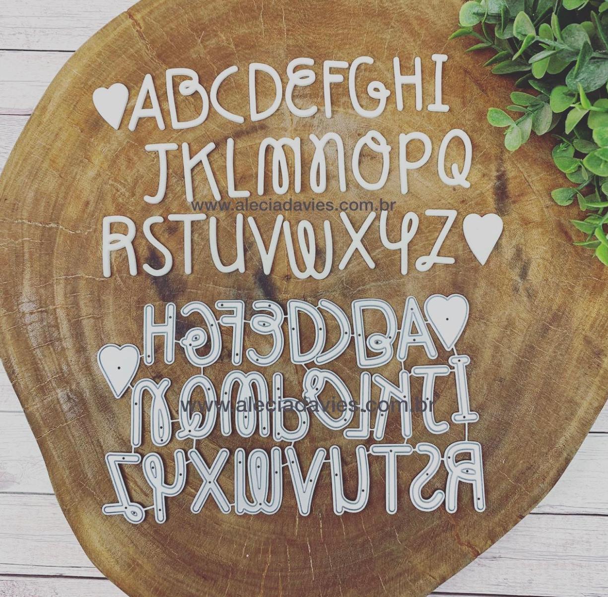 Alfabeto Love