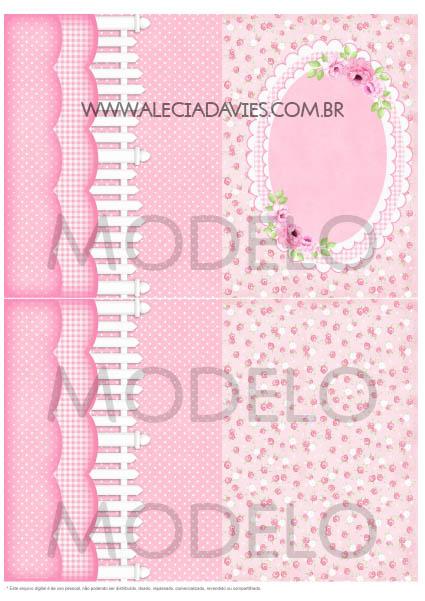 ARTE DIGITAL CADERNO MENINA (CADERNO PEQUENO)