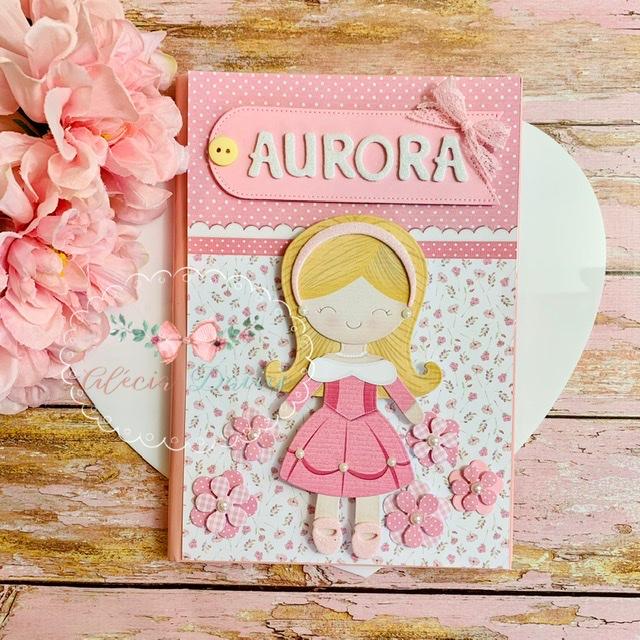 """ARTE PRINCESA ANINHA """"AURORA"""""""