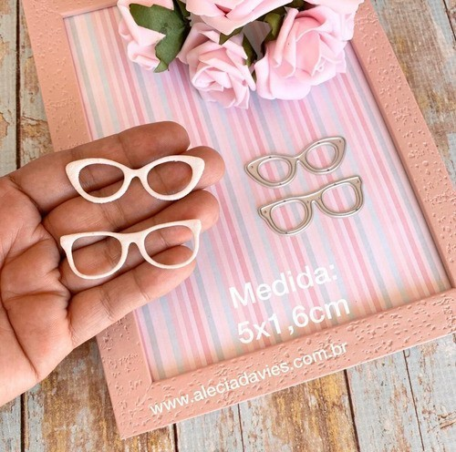 Oculos Florescer 5x1,6cm