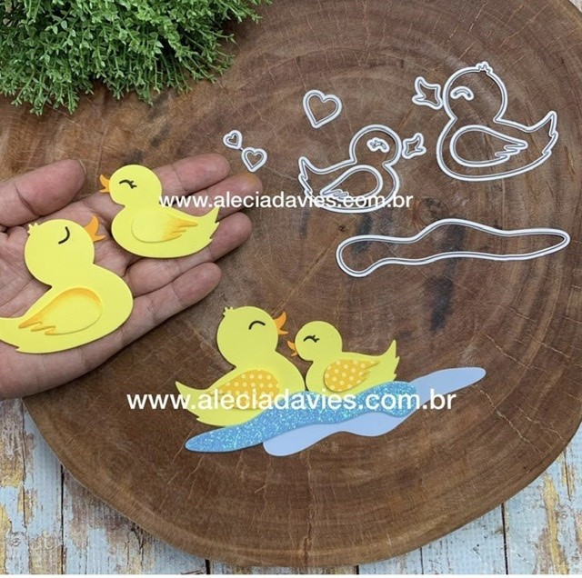 Patinhos pato patos