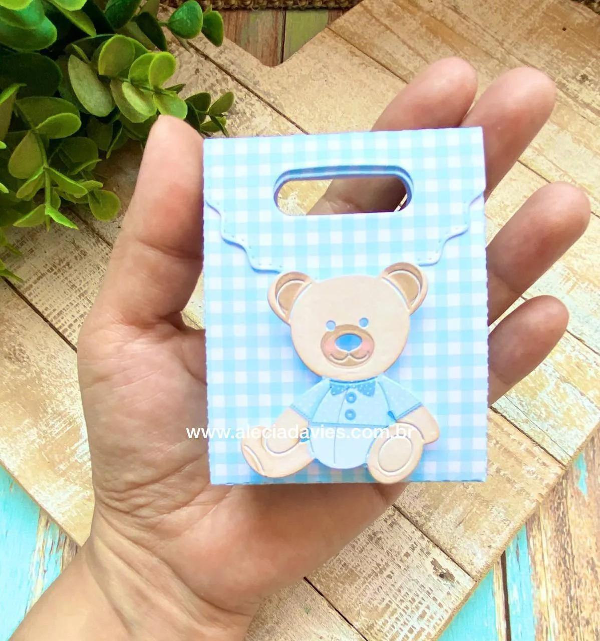 Urso Pimpão 5cm