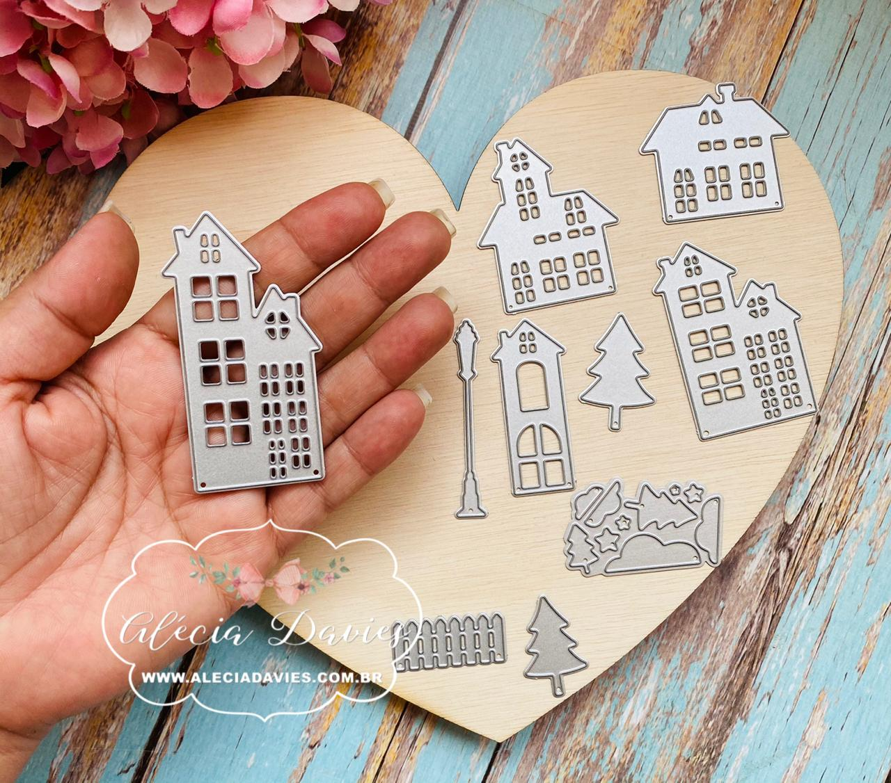 vila de natal (casinhas)