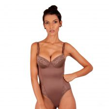 Body Modelador Fio