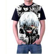 Camisa Personalizada Anime Kaneki Ken - Tokyo Ghoul