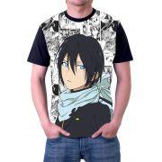 Camisa Personalizada Anime Noragami, Personagem Yatogami