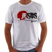 Camisa Personalizada Jesus Irresistível Amor