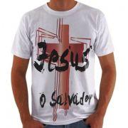 Camisa Personalizada Jesus o Salvador