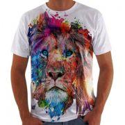 Camisa Personalizada Leão 10