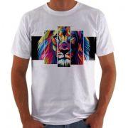 Camisa Personalizada Leão 7