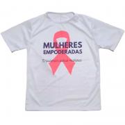 Camisa Personalizada Mulheres Emponderadas