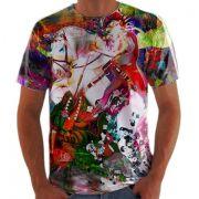 camisa Personalizada Blusa Personalizada estampe sua camiseta ... 7b961adbf2537