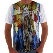 Camisa Personalizada Vitral religioso