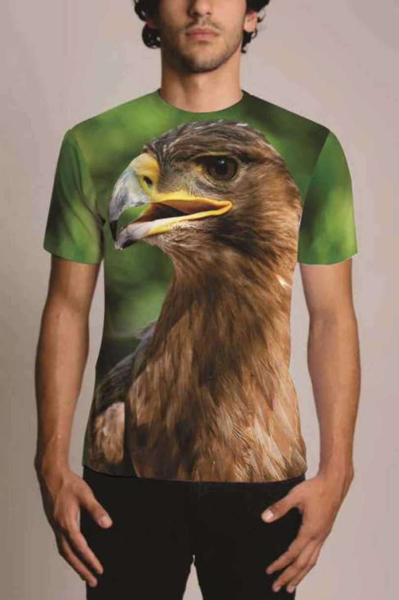 Camisa Personalizada Águia 1