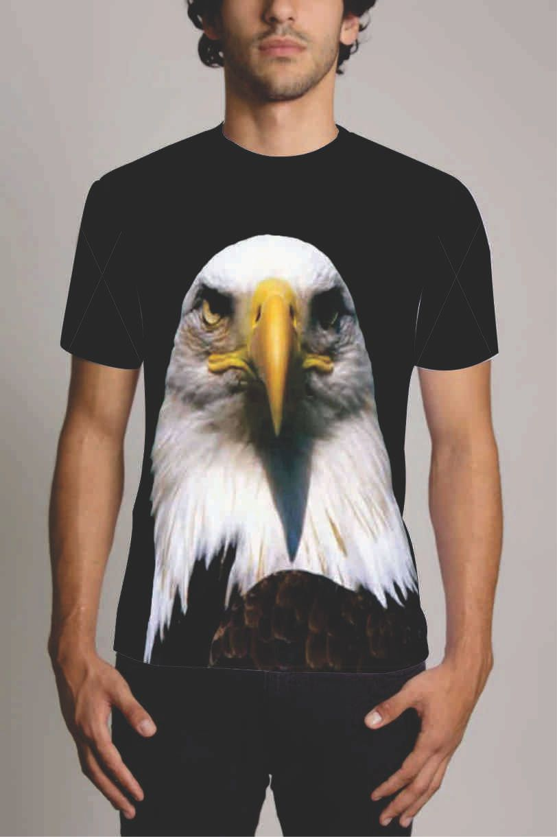 Camisa Personalizada Águia 2