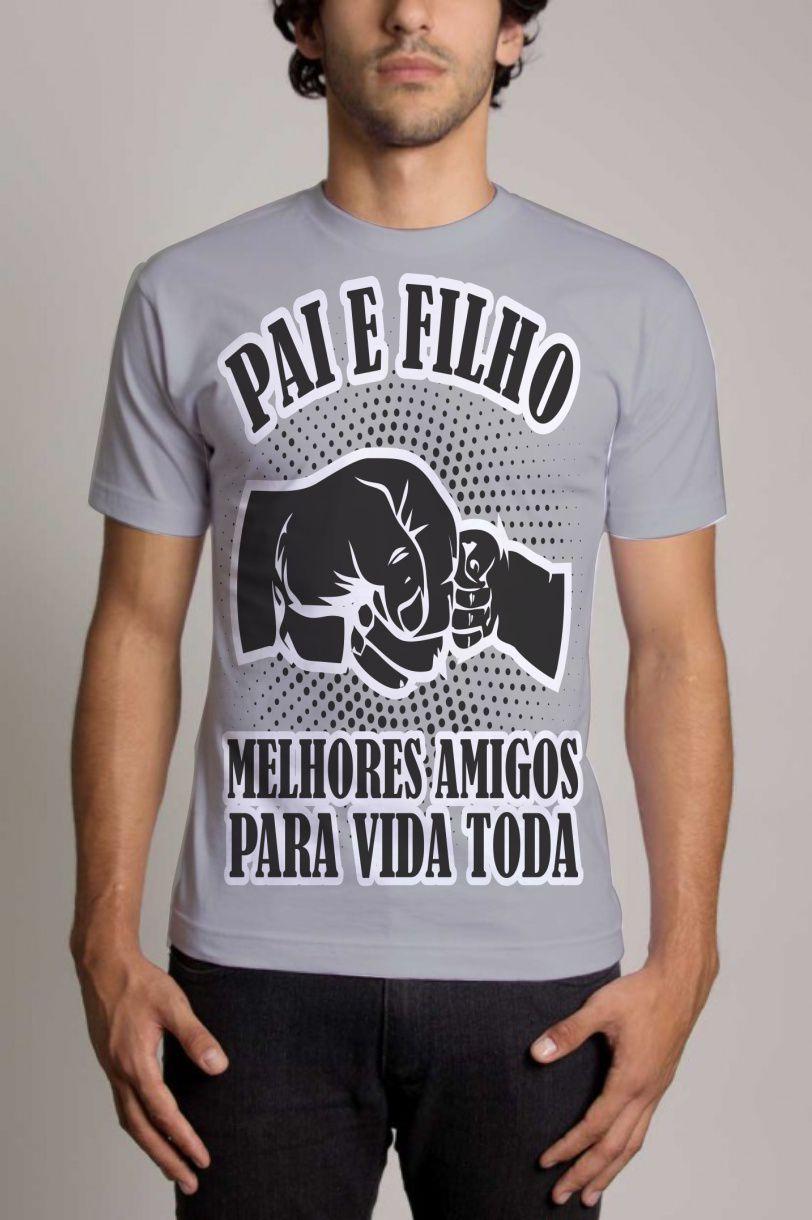 Camisa Personalizada Dia dos Pais 4