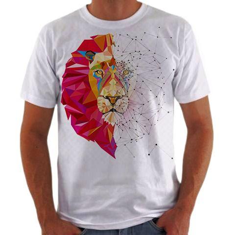 Camisa Personalizada Leão 6