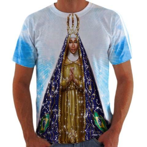 d70ccd47c9 Camisa Personalizada Nossa Senhora Aparecida - camisa Personalizada ...