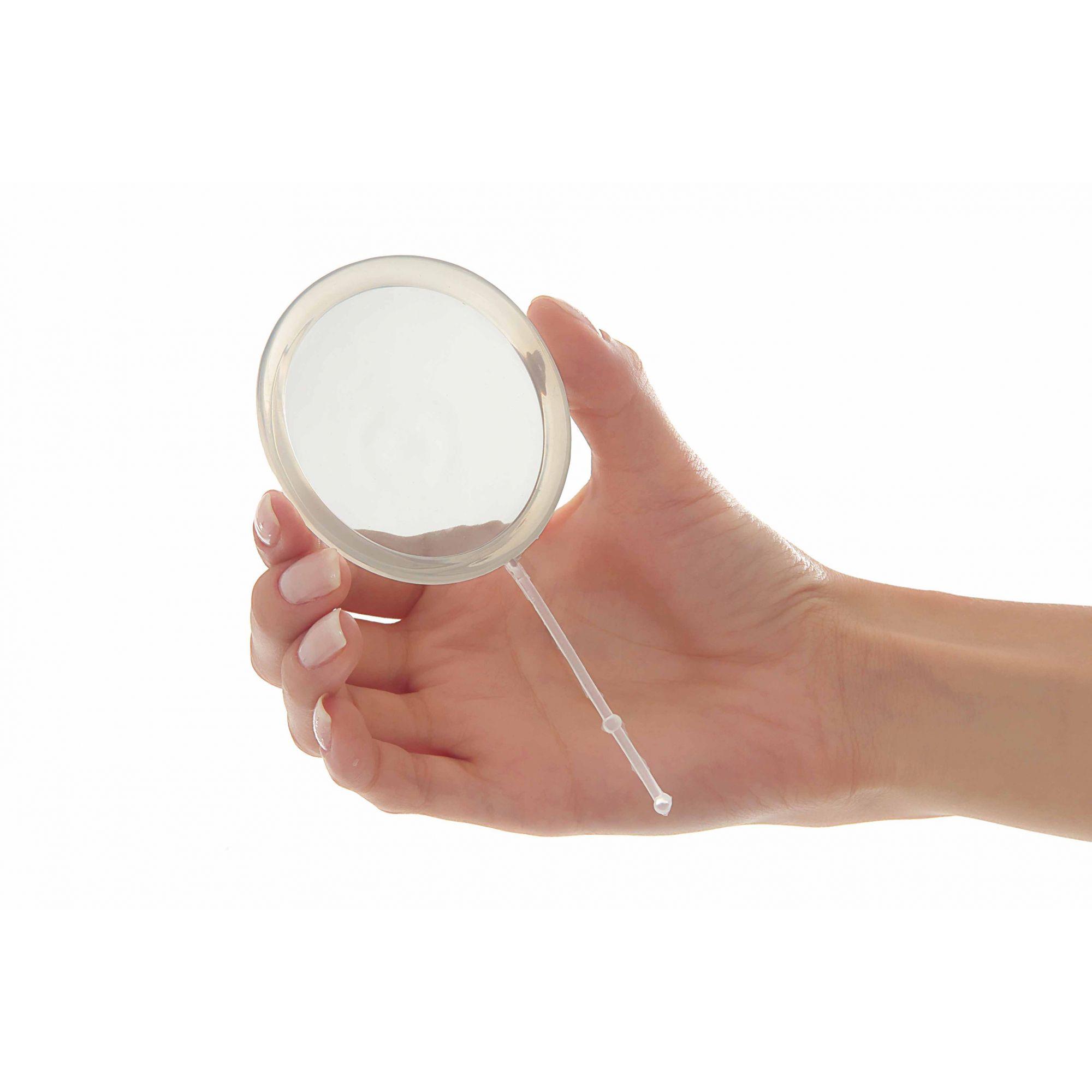 Disco Menstrual UNIQUE P 30ml + Porta Coletor