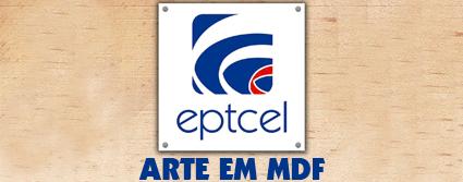 Eptcel Arte em MDF