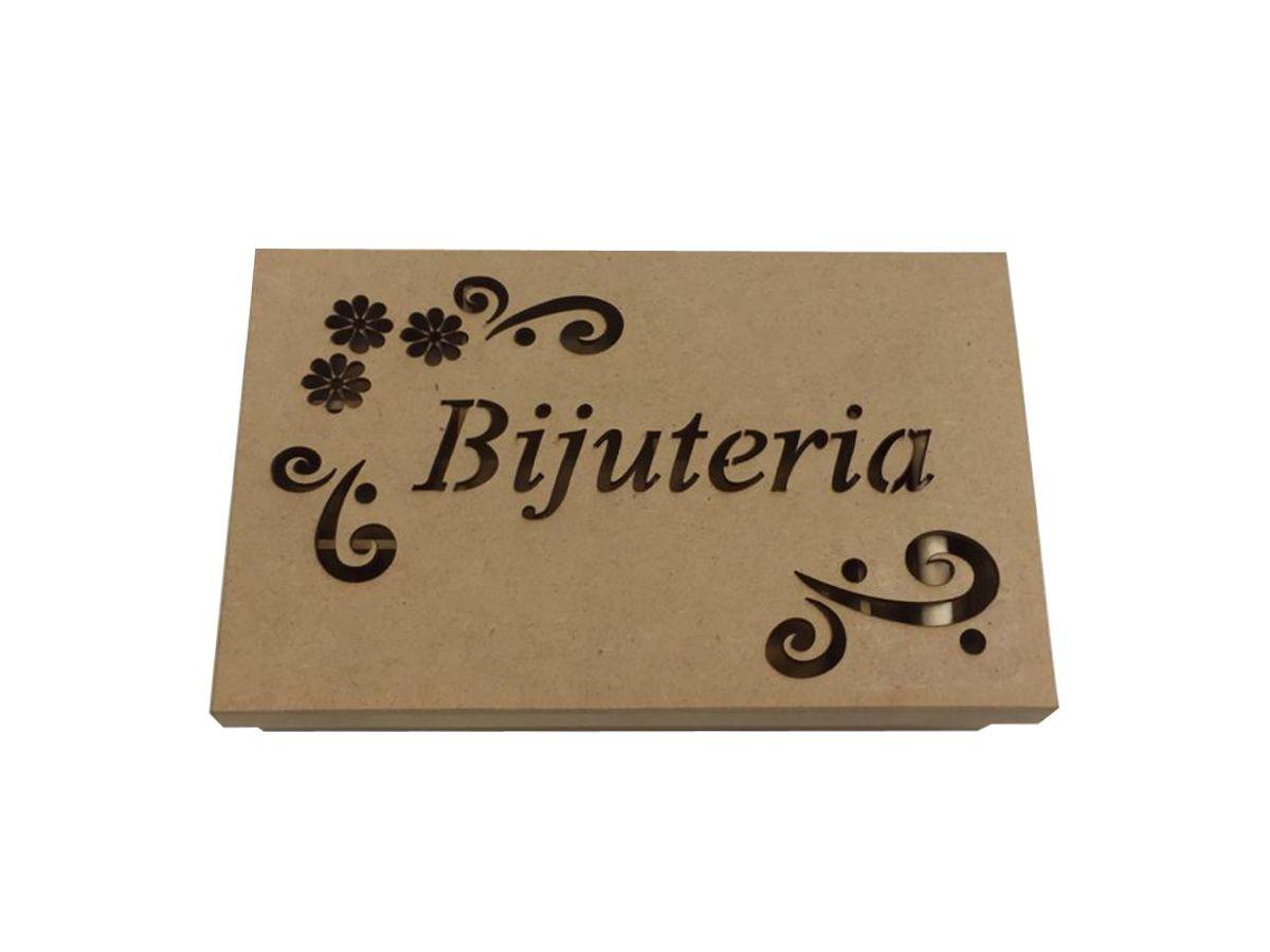 Caixa Porta Bijuteria