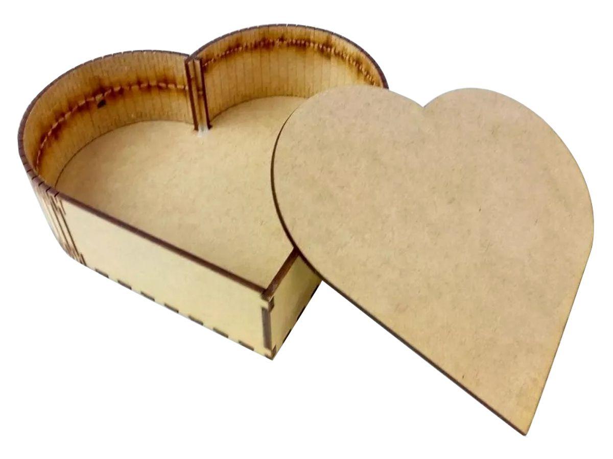 Caixa Porta Treco Coração