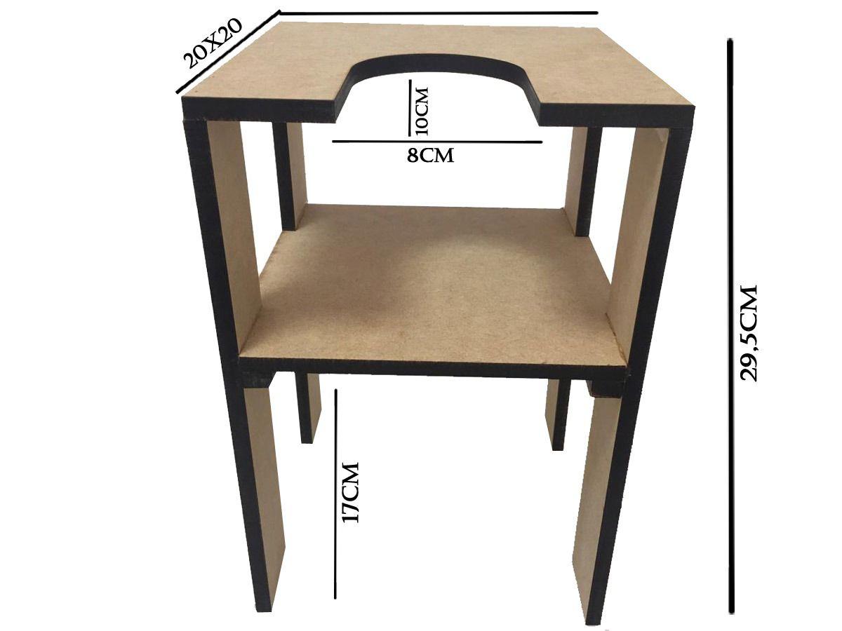 Mesa para Narguile em Mdf