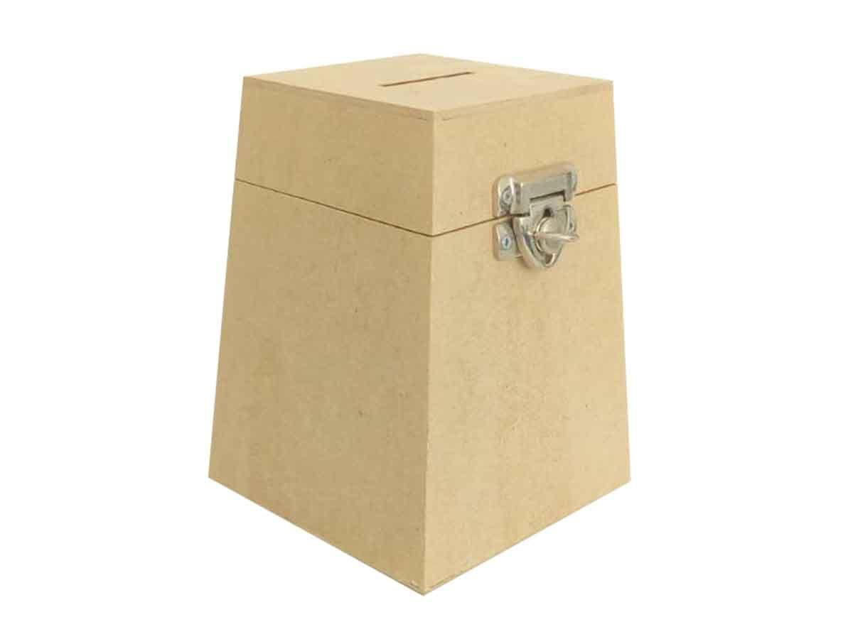 Urna P Cofre Caixa de Sugestão Sorteio
