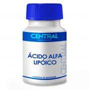 Ácido Alfa Lipóico 300mg 30 cápsulas
