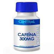 Cafeína - termogênico e energia -  300mg 30 cápsulas
