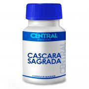 Cascara Sagrada 75mg 60 cápsulas