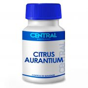 Citrus aurantium - Termogênico Natural - 500mg 30 cápsulas